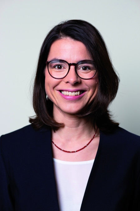 Katrin Zschau, SPD-Bundestagskandidatin HRO/LRO II 2021